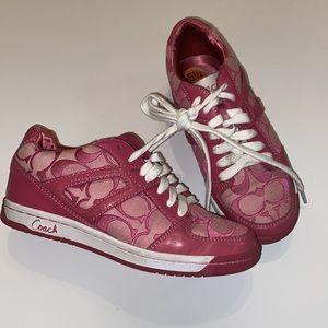 Vintage Coach shoes